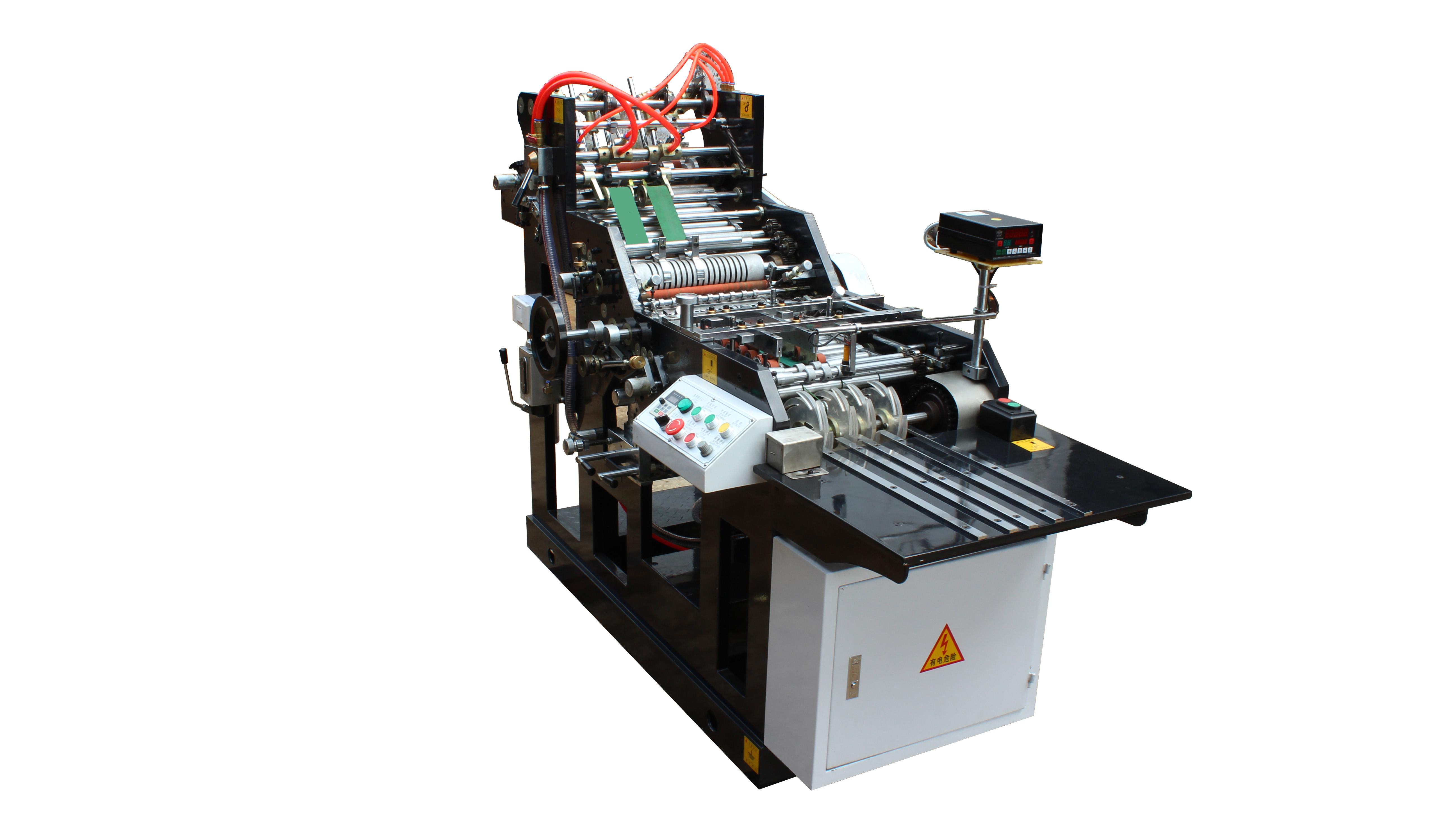 HP-250B型全自动高速内(外)折信封红包机