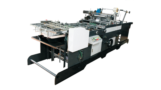 福州TMH-685A型全自动纸盒窗口贴膜机