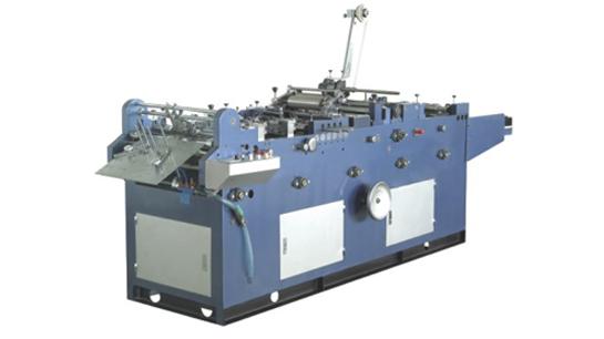 福州TY-320 型信封胶口贴纸机